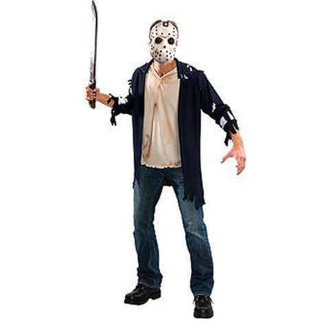 Friday the 13th-Jason Teen Costume