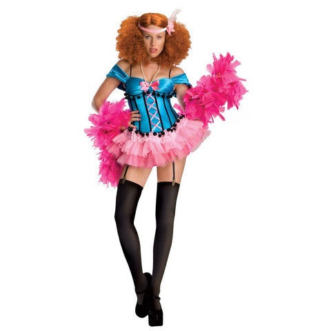 Burlesque Doll Sexy Costume