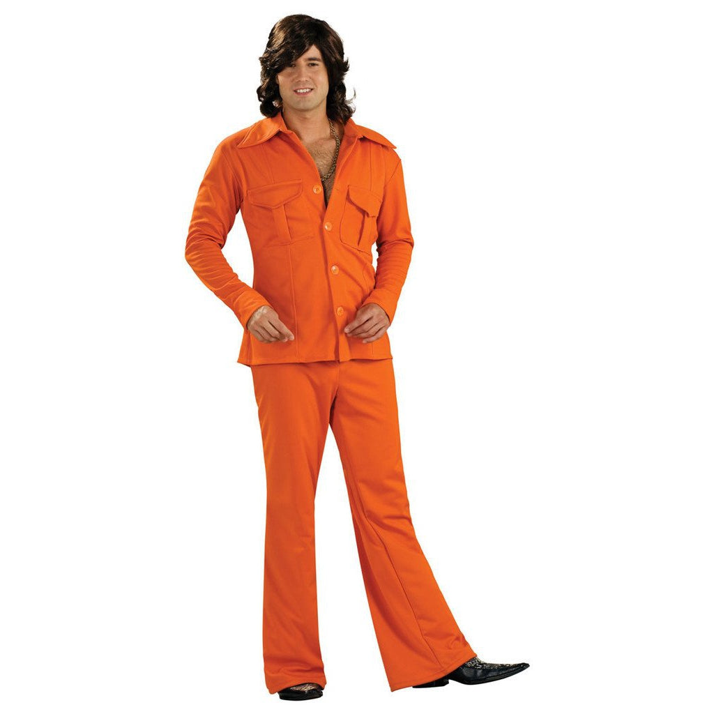 Leisure Suit Men's Costume