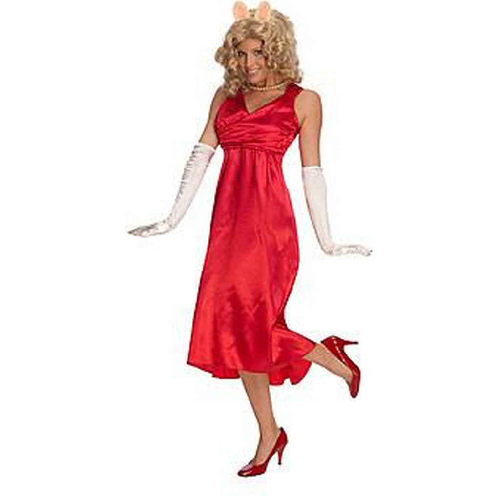Miss Piggy Women's Costume