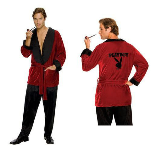 Hugh Hefner Men's Costume