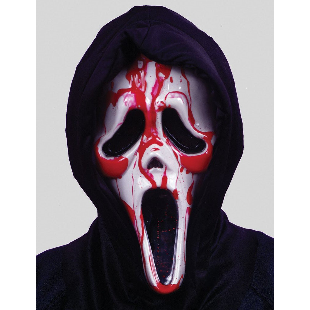 Scream Bleeding Mask