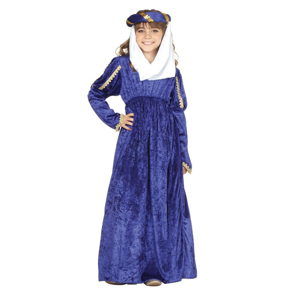 Renaissance Princess Girl's Costume