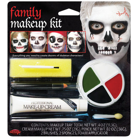 Character Makeup Family Kit