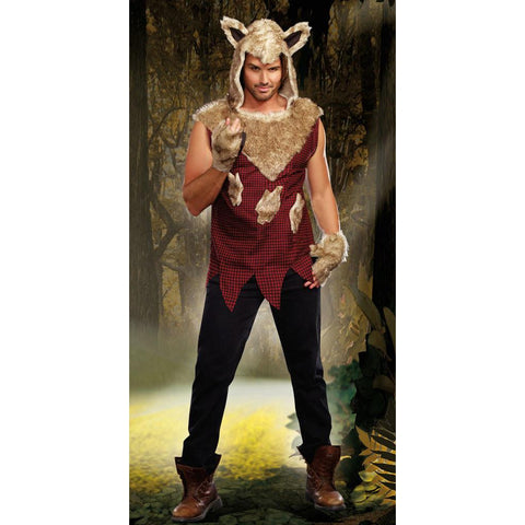 Big Bad Wolf Men's Costumes