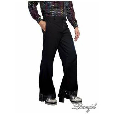 Disco Dude Pants Plus Men's