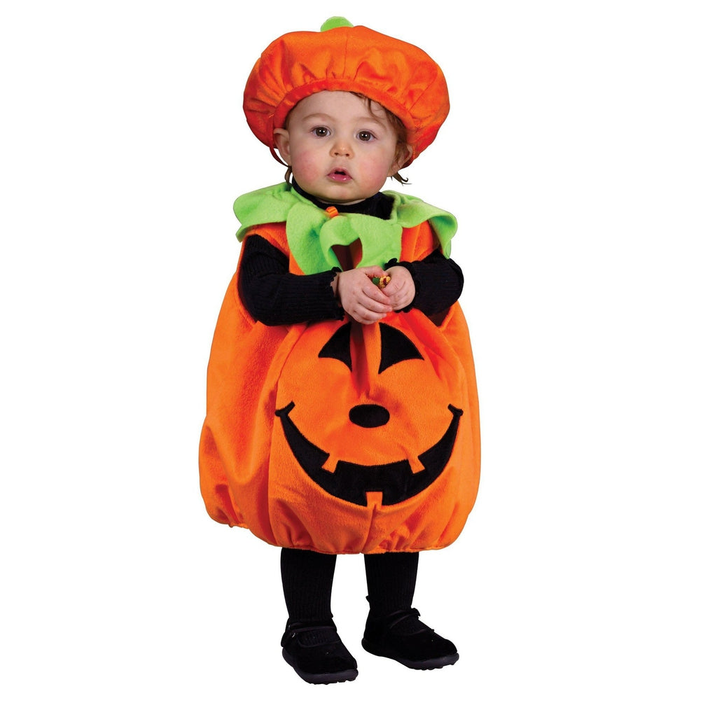 Pumpkin Cutie Pie Infant Costume