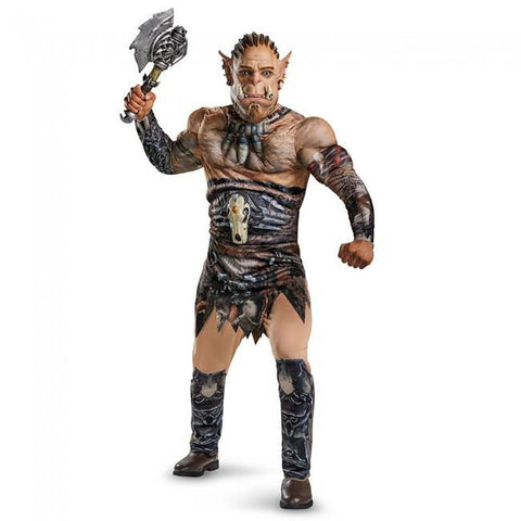 Durotan: Warcraft Movie Men's Costume