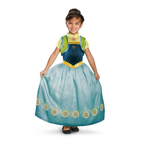 Frozen Fever - Anna Costume