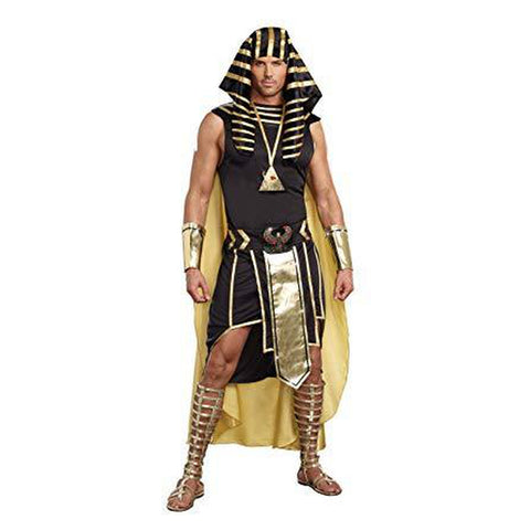 King of Egypt Plus Men's Costume