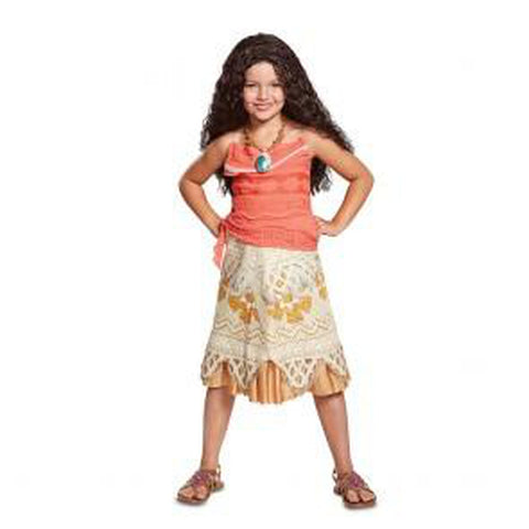 Moana Girl's Costume