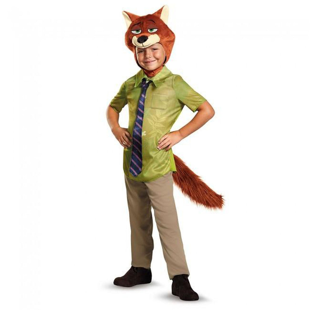 Nick Wilde Toddler Costume
