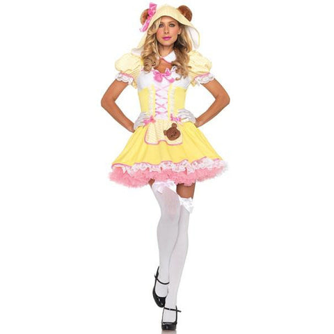 Beary Cute Goldilocks Sexy Costume