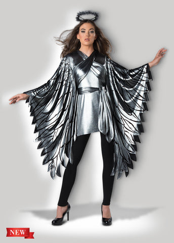 Fallen Angel Kit Women's Costume