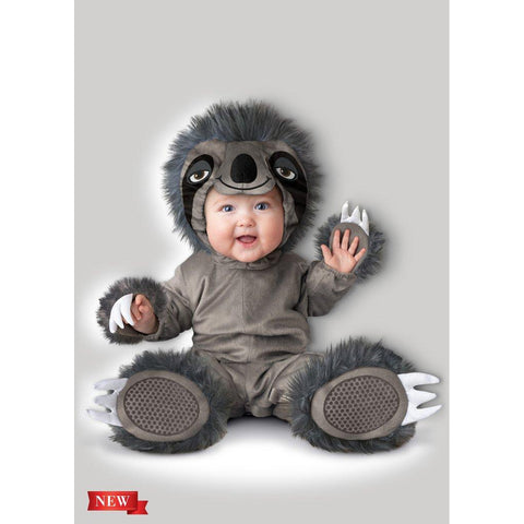 Silly Sloth Infant Costume