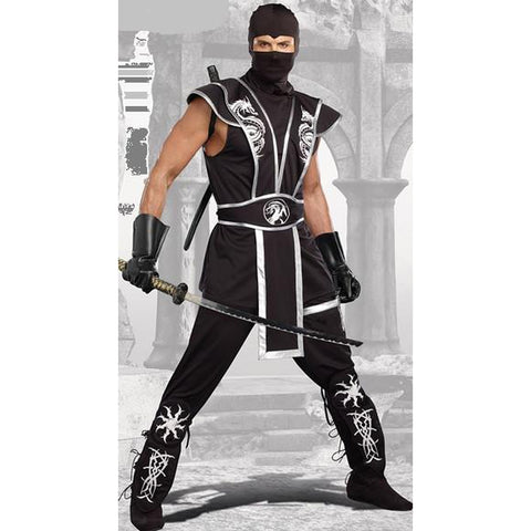 Blades of Death Ninja Plus Size Costumes