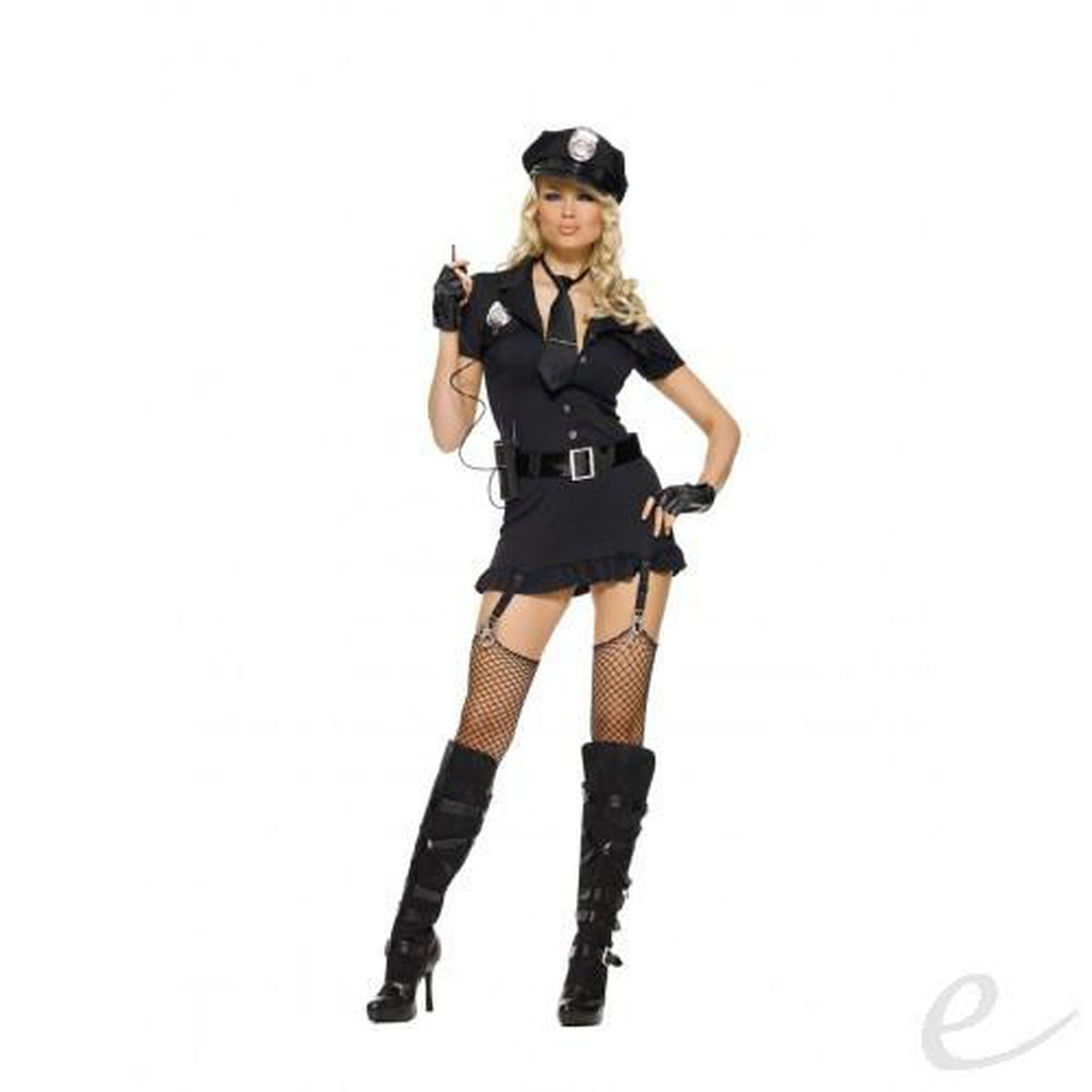 Dirty Cop Sexy Costume