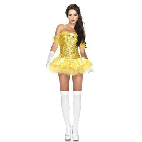 Enchanting Beauty Sexy Costume