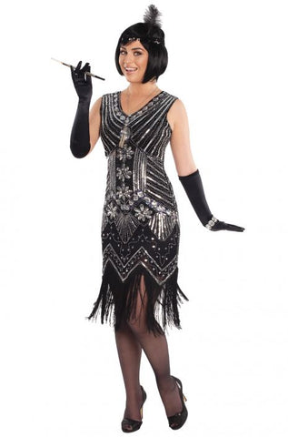 Silver Screen Plus Size Costume