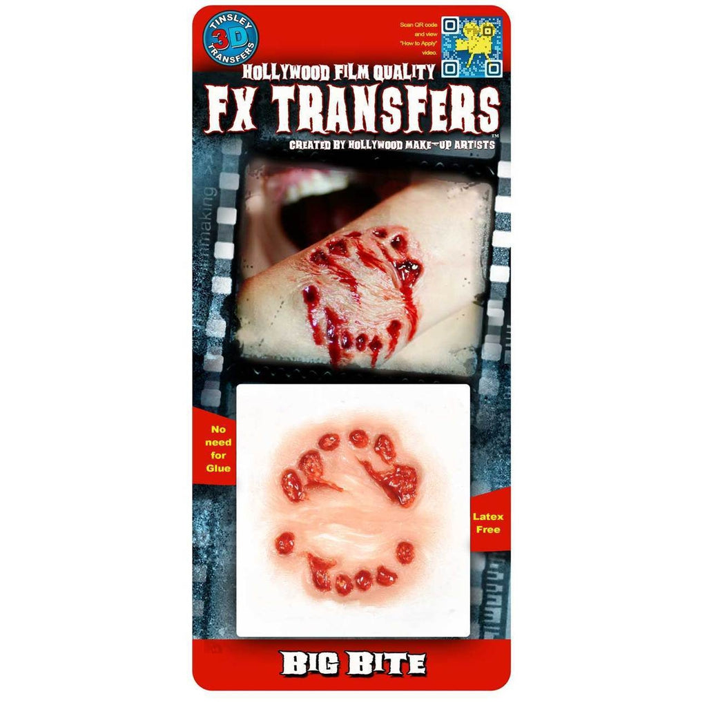 Big Bite FX Skin Transfers