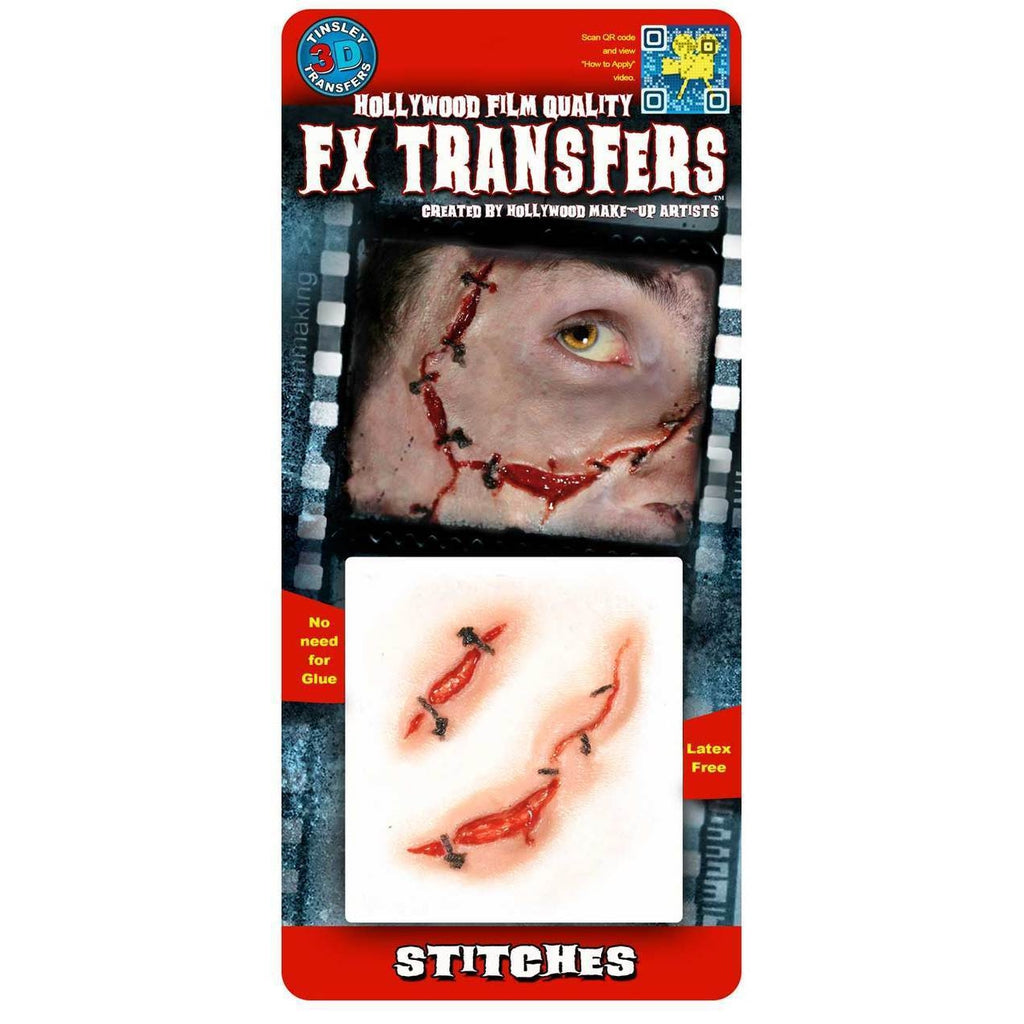 Stitches FX Skin Transfers