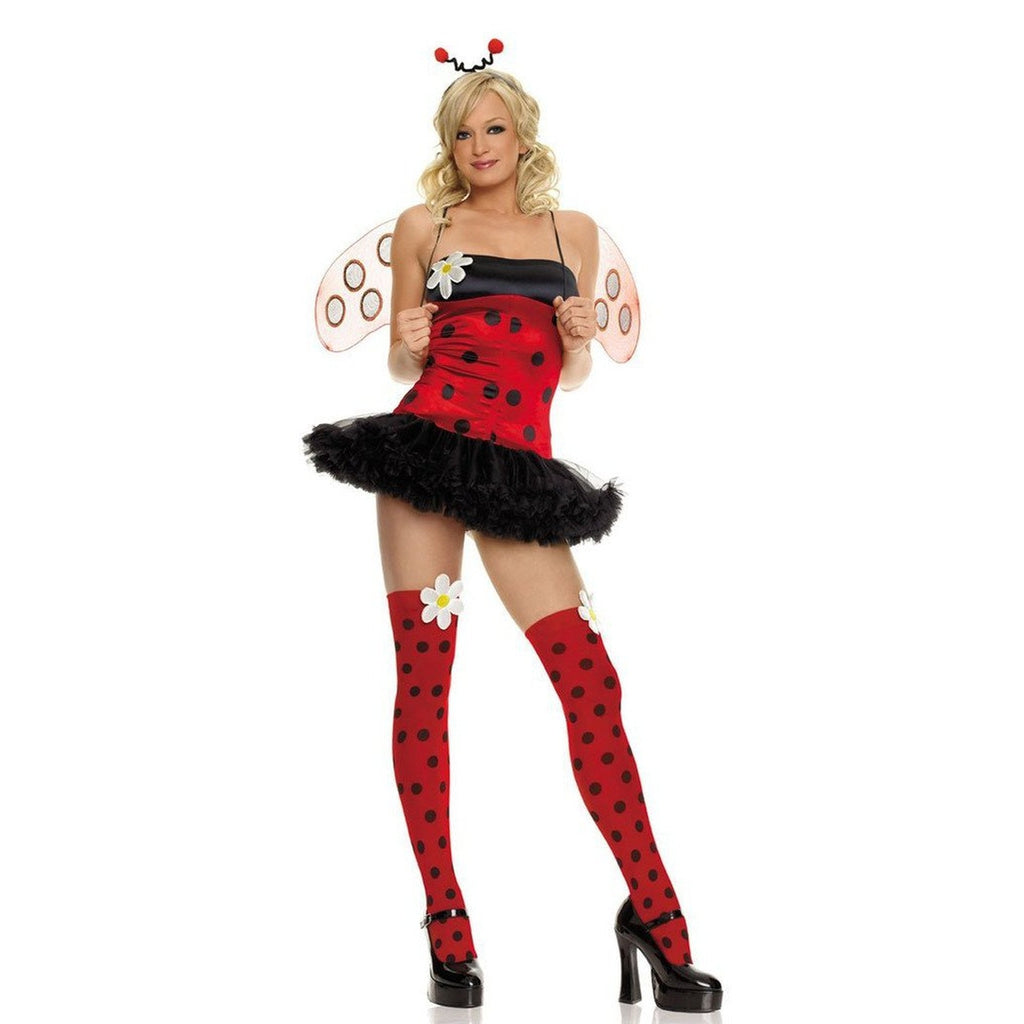 Lady Bug Sexy Costume