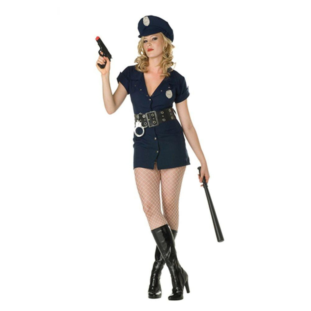 Line of Duty Sexy Costume
