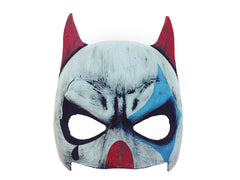 Clown Blue Eyed 1/2 Mask
