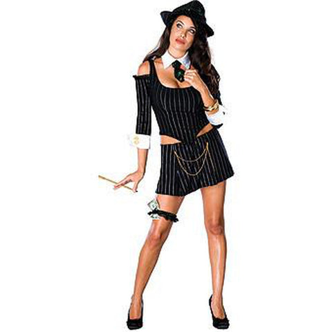 Mafia Princess Sexy Costume