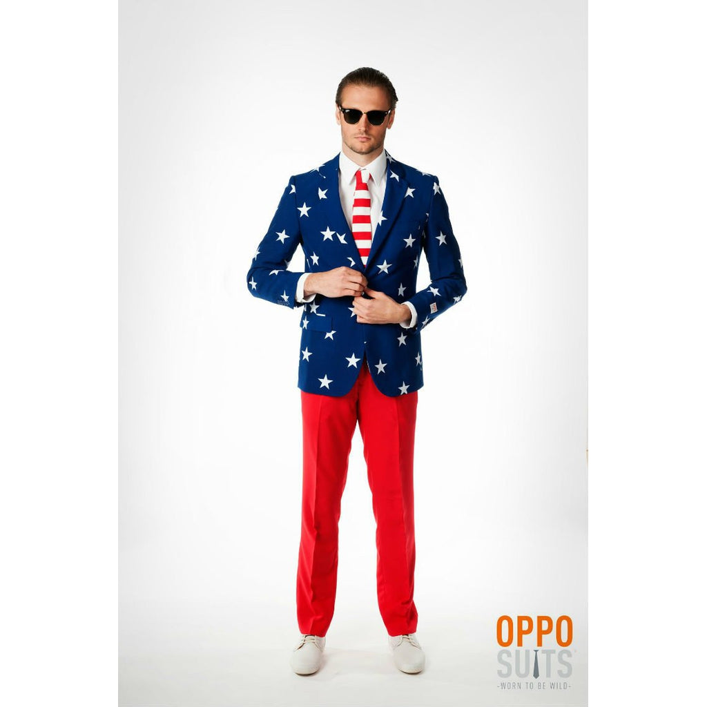 Stars & Stripes Opposuit