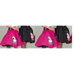 Poodle Skirts Girl's Costumes