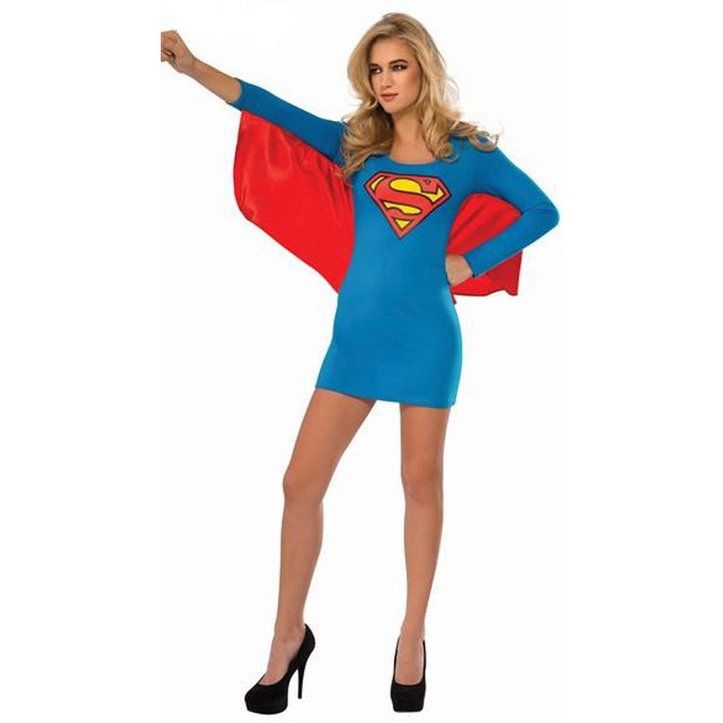 Supergirl Dress with Wings