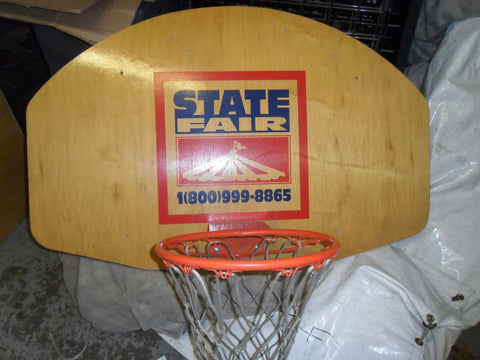 Basketball Carnival Game (Used)