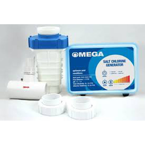 Omega Above Ground Salt System