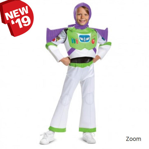 Buzz Deluxe Toddler Costume