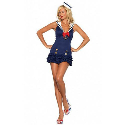 Sweetheart Sailor Sexy Costume