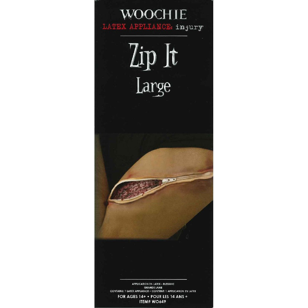 Large Zip It Latex Appliance