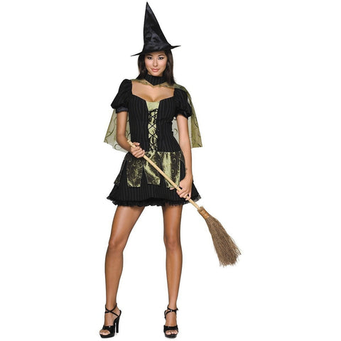 Wicked Witch Sexy Costume