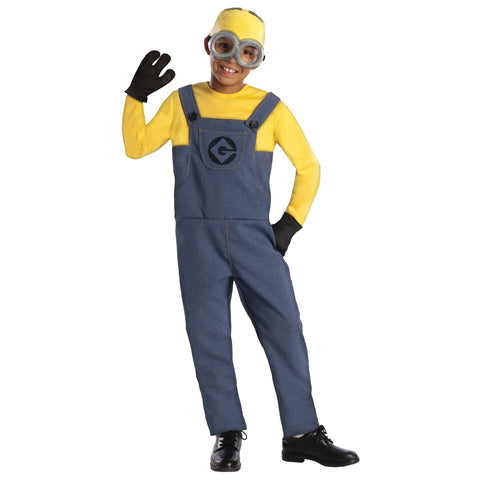 Despicable Me - Minion Dave  Boys's Costume
