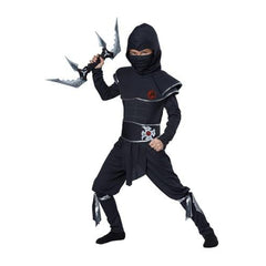 Ninja Warrior Boy's Costume
