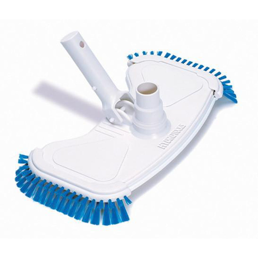 Weighted Side Brush Vacuum Head