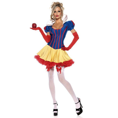 Sexy Snow White Plus Size Costume