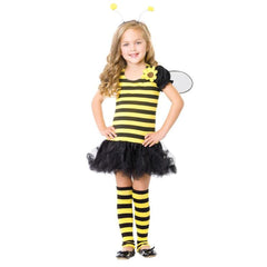 Honey Bee Girl's Costume