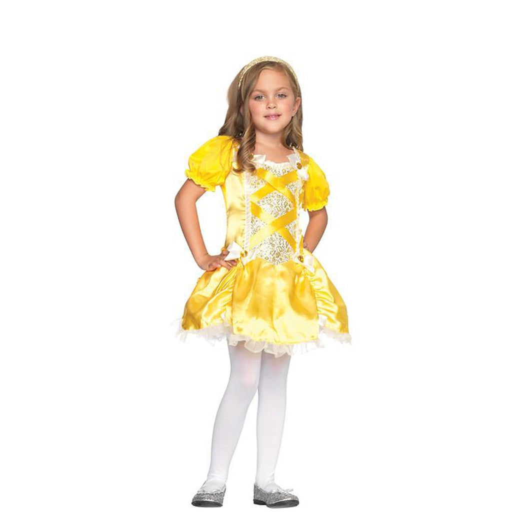 Belle of the Ball Girl's Costume
