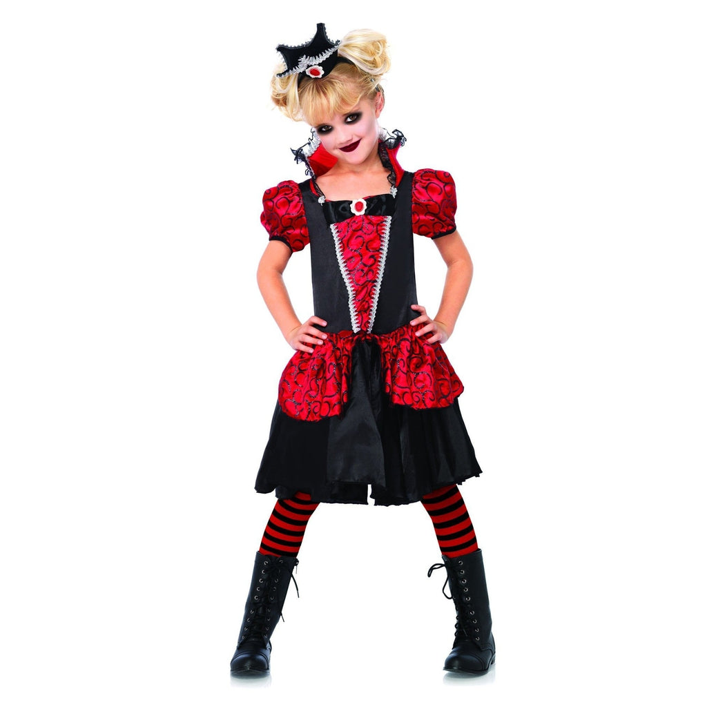 Vampire Queen Girl's Costume