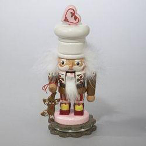 "8"" Gingerbread Nutcracker"