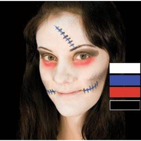 Cinema Secrets Undead Bride Stack Makeup