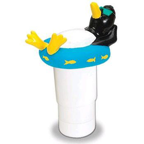 Cool Penguin Floating Chemical Dispenser