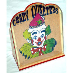 Crazy Quarters Game