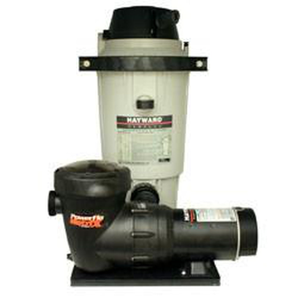 Hayward EC50 Perflex Filter System With 1.5HP Pump